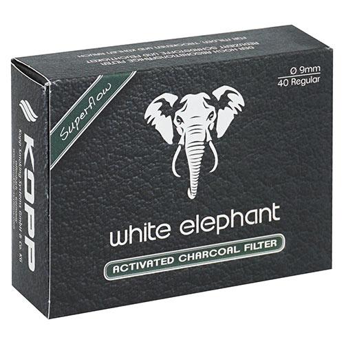 filtre pipa carbon activ white elephant